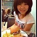 蘭蘭與大漢堡