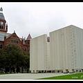 J.F.K Memorial Plaza & Old Red Court
