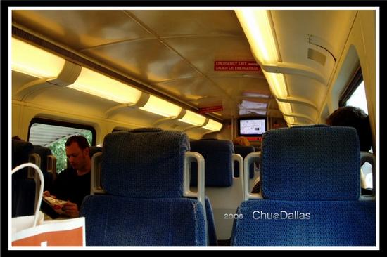 Dallas的火車--TRE