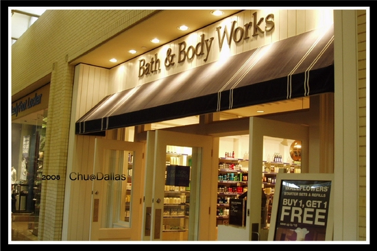 香到不行的Bath & Body Works