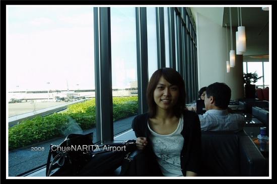 成田機場 AA貴賓室