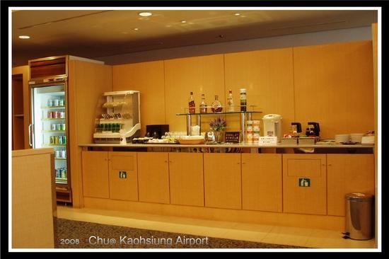 高雄機場 JAL貴賓室