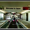 第一次踏上日本