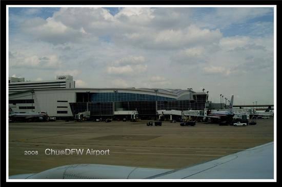 Dallas DFW機場