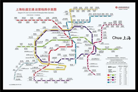 十通八達的地鐵