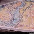 手繪大溪地圖