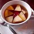 水果茶...加滿