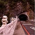 砂卡礑隧道