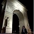 在華盛頓廣場