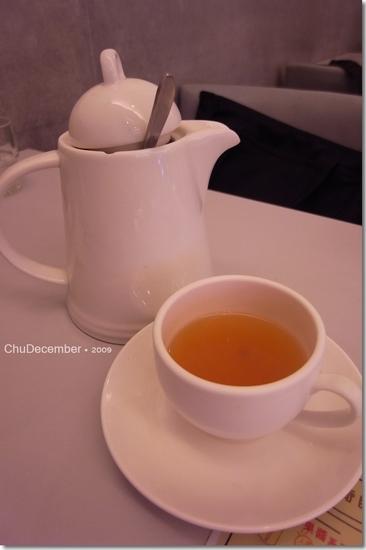 OK的水果茶