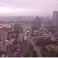 View很讚,可惜是陰雨天