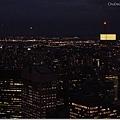 紐約的百萬夜景