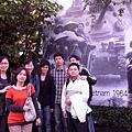 很多越南相關的看板及文物
