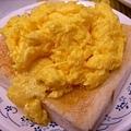 好吃的炒蛋,但是很油