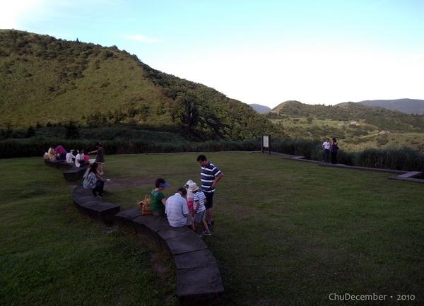 適合野餐的草地