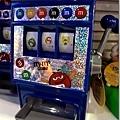 各式各樣的糖果機