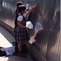 連小朋友也有戶外教學作業要做