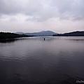 平靜的西湖