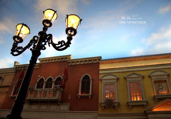威尼斯人的天空