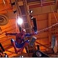 蜘蛛人當然也要湊熱鬧