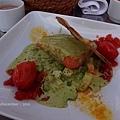 主菜-鮭魚
