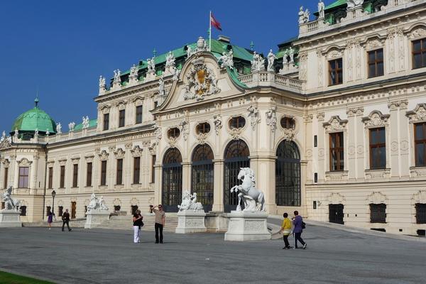 奧地利國家美術館其中收藏了許多歐洲著名的藝術珍品.jpg