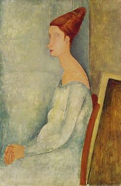 390px-Amedeo_Modigliani_Jeanne_Hebuterne_assise_de_profil.jpg