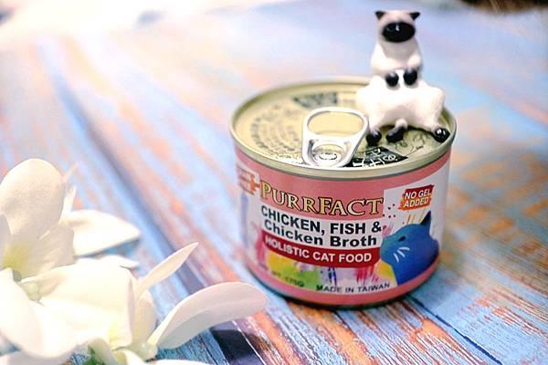 PURRFACT 波菲特貓用主食罐