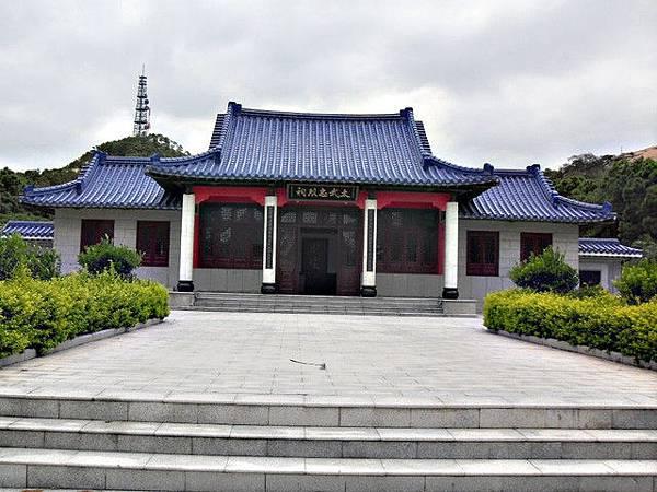 金門太武山