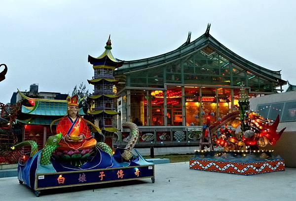鹿港/玻璃媽祖廟