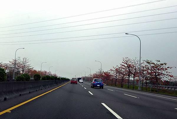 中山高彰化路段