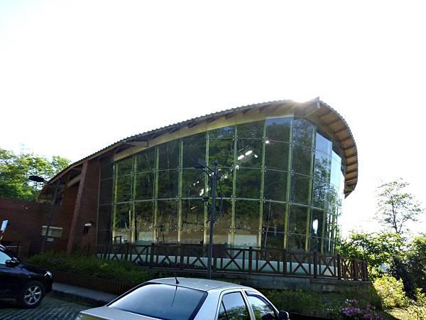 觀霧山椒魚生態中心