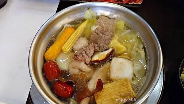 20181224鍋饕精緻涮涮鍋/大直捷運