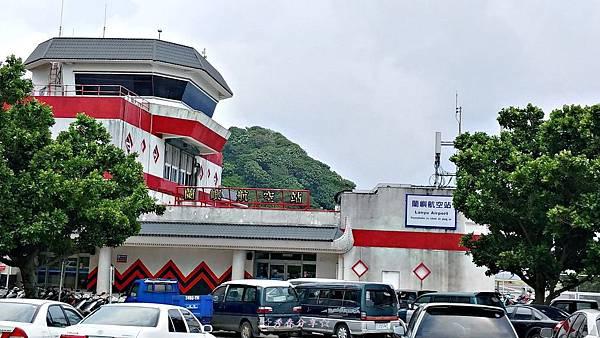 20190501蘭嶼機場
