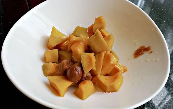 20190605紅餐廳/梅汁南瓜