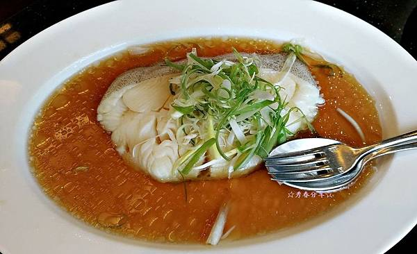 20190605紅餐廳/清蒸鱈魚