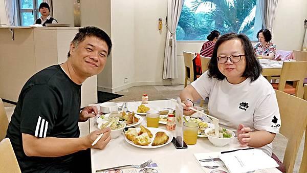 20190624劍湖山王子飯店早餐