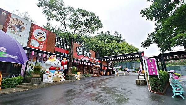 20190624劍湖山/貓吉町