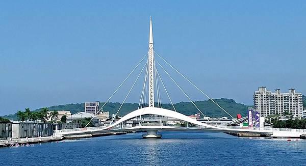 20200914搭觀光客輪遊高雄港/大港旋轉橋