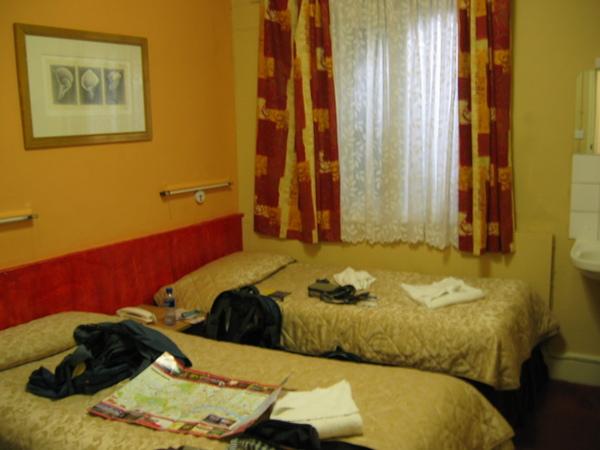 Hotel房間
