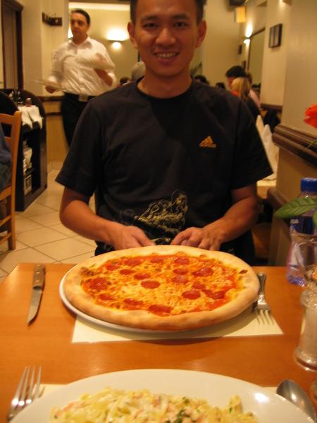 阿諒的pizza