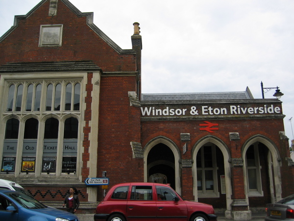 Windsor station