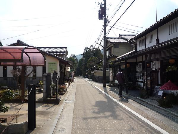 嵐山古建築保謢區