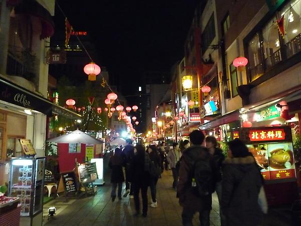 神戶南京町
