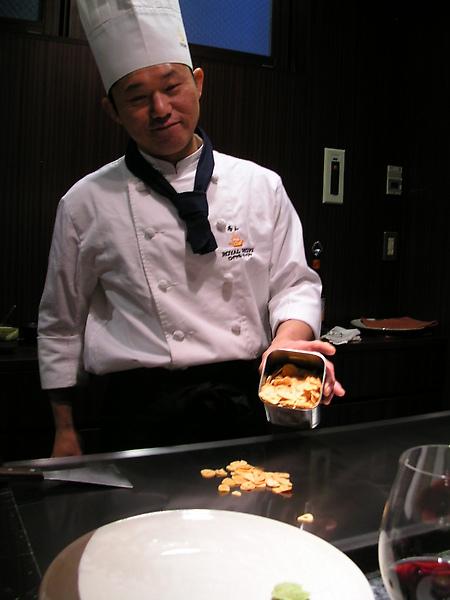 專屬的廚師- 好吃的大蒜片