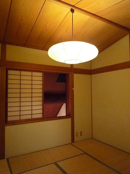 小木屋2F的和室
