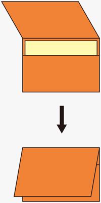 明信片包裝-1-立體圖