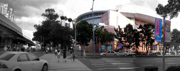 台大巨蛋體育館
