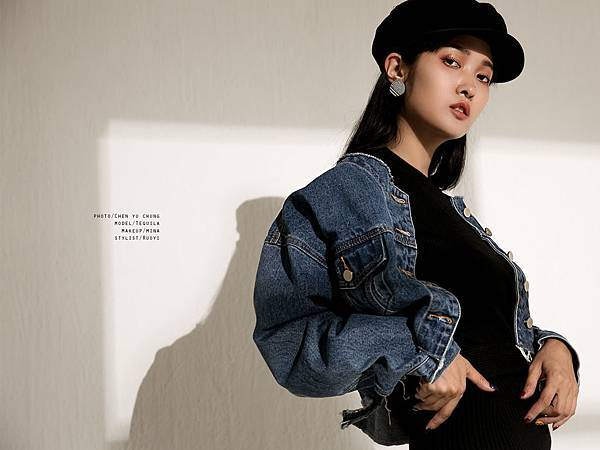 品牌服飾 形象拍攝 LOOKBOOK