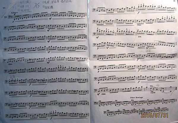 杜超威第18首練習曲